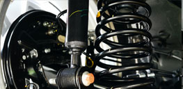 suspension systems for cars